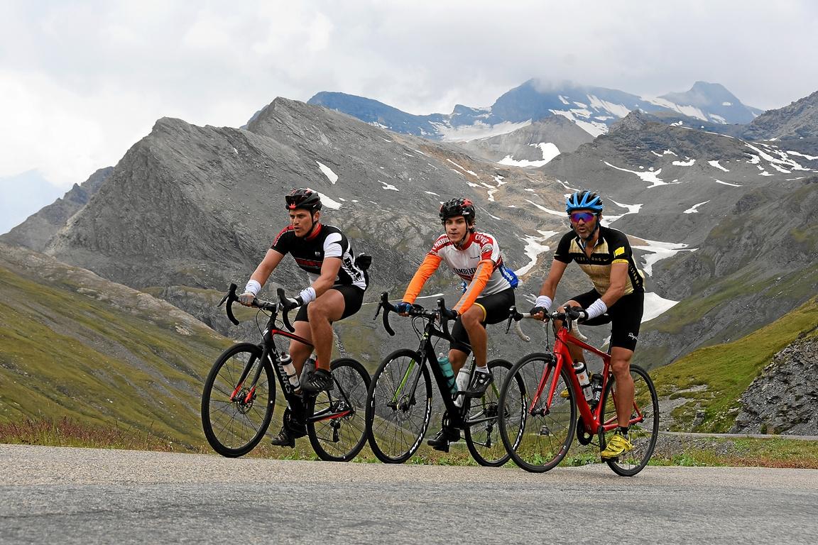 Los 3 entrenamientos para subir mejor en bici
