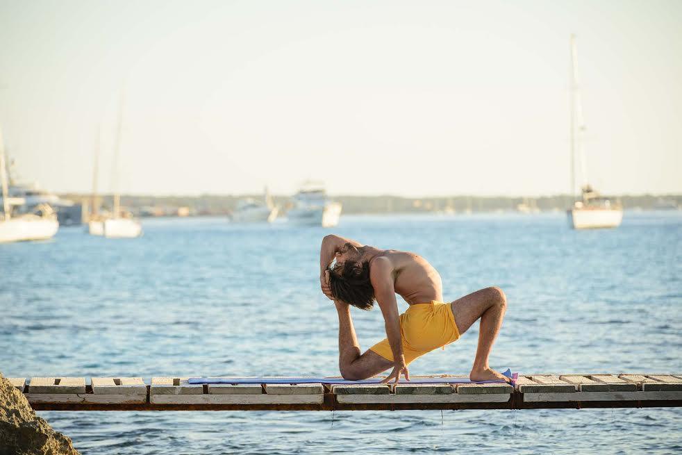Masterclass y Workshop de Dharma Yoga con Yiannis Andritsos