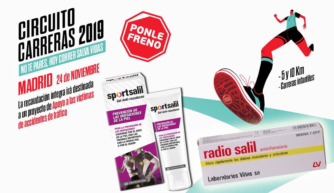 Sportsalil y Radio Salil con las carreras Ponle Freno
