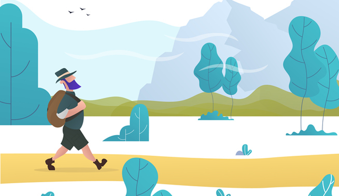 10 cosas que le pasan a tu cuerpo cuando caminas cada día (y a tu salud!)
