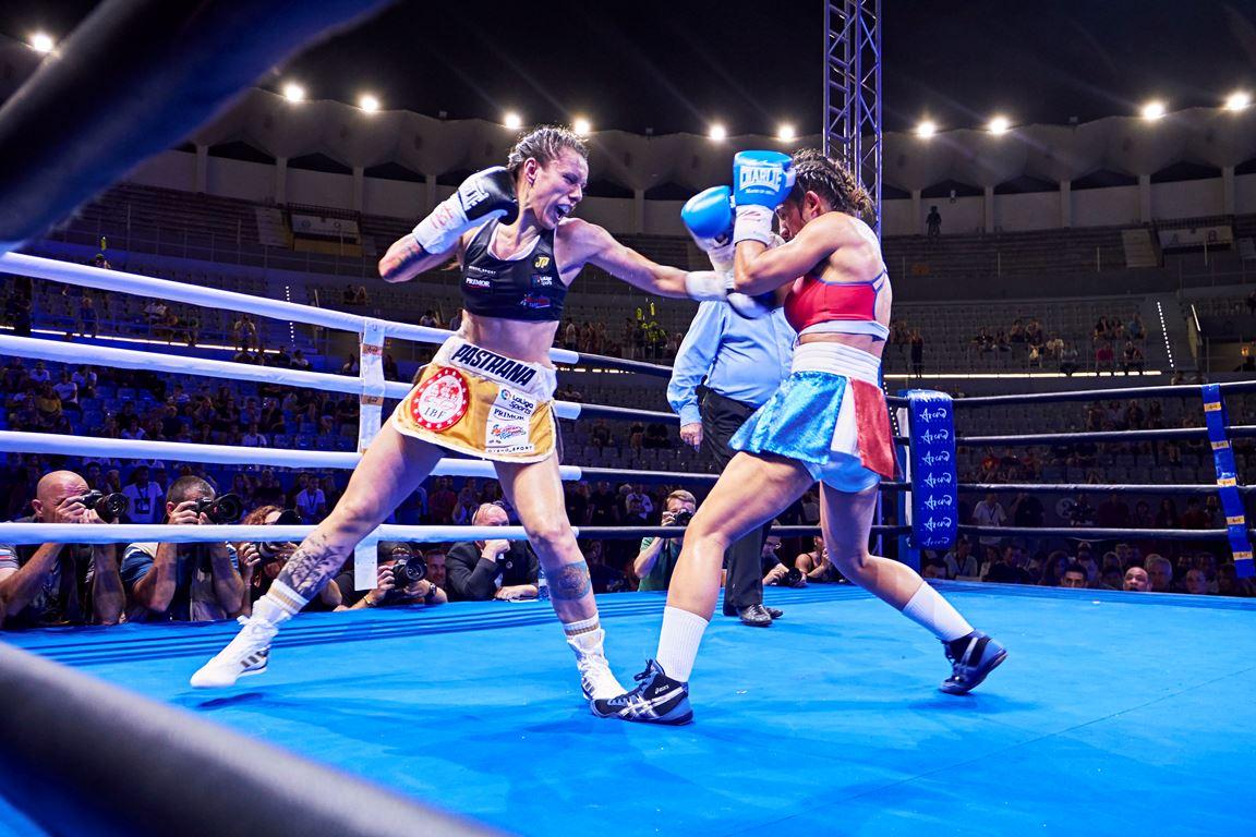 ¡Gana una entrada doble para ver el combate de Joana Pastrana!