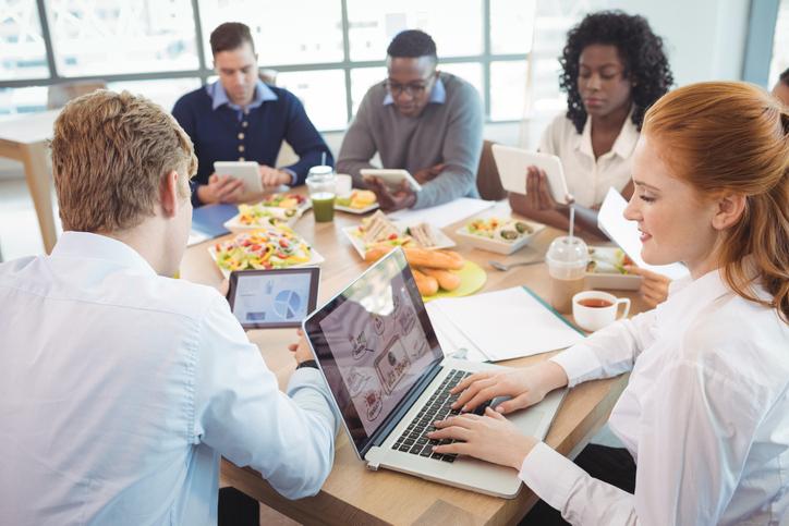 Nutrición saludable en la oficina: El secreto de la empresa premiada