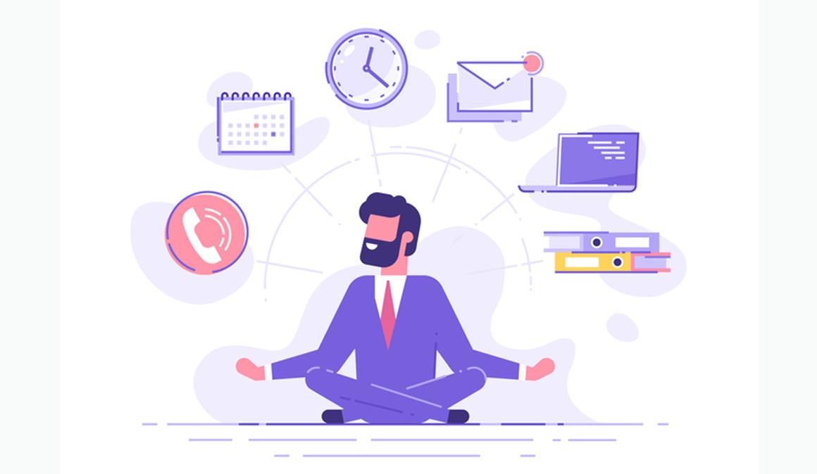 Una breve meditación puede ayudarte a reconocer antes los errores