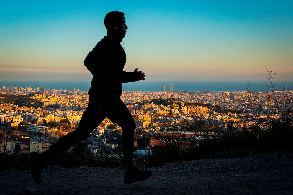 Cómo correr si estás estresado