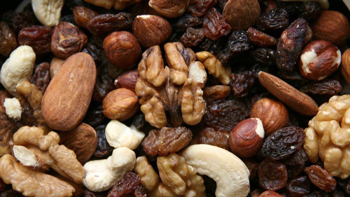 ¿Cuáles son los frutos secos más saludables?