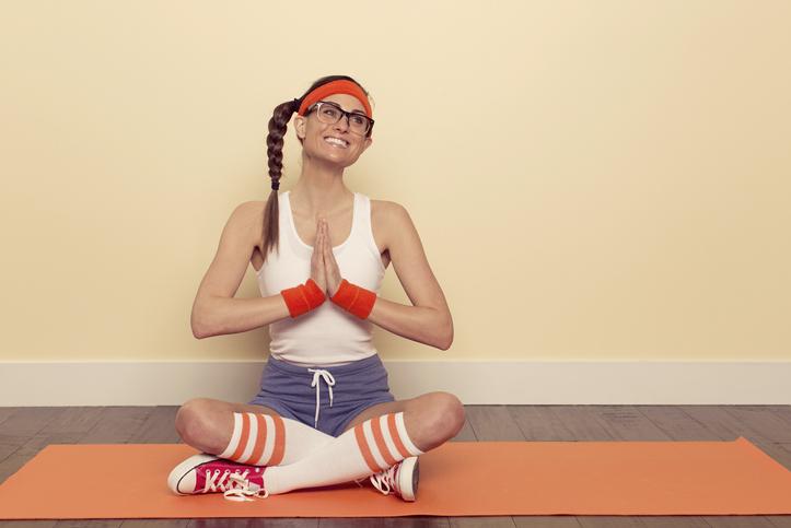 12 cosas que no te van a pasar en tu primera clase de yoga