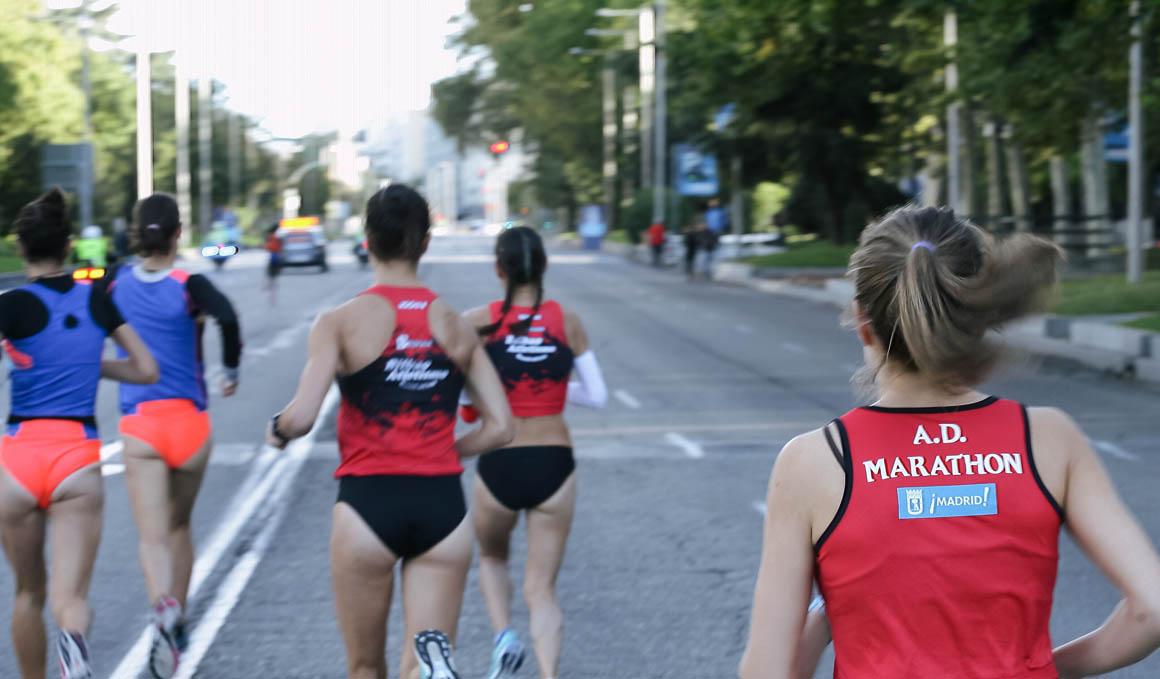 Cómo alimentarse para correr un medio maratón