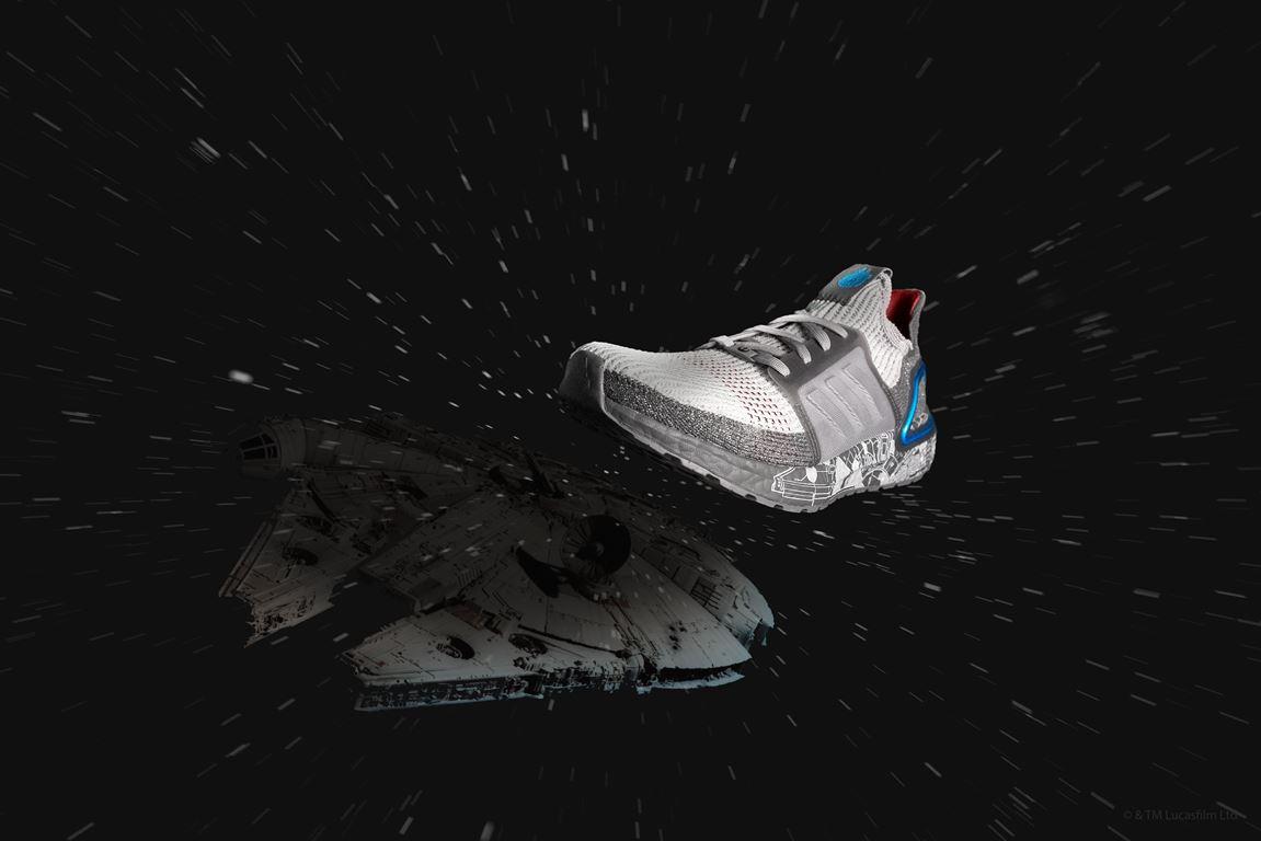 Las adidas de Stars Wars