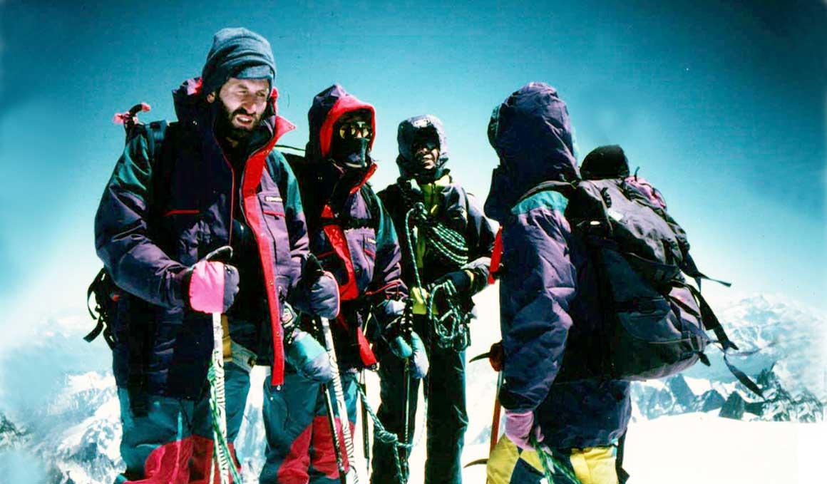 Serafín Zubiri: 25 años desde su triple ascensión del Aconcagua, Kilimanjaro y Mont Blanc.