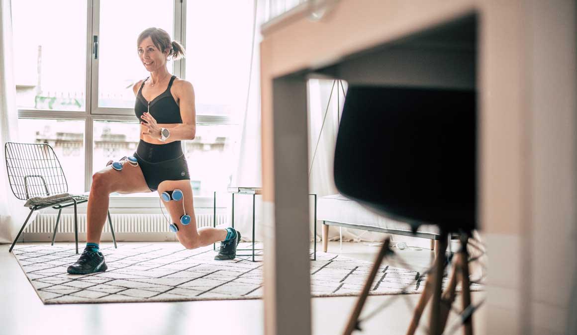 """Circuito fitness exprés """"sin excusas"""": ¡ponte en forma con WellneX!"""