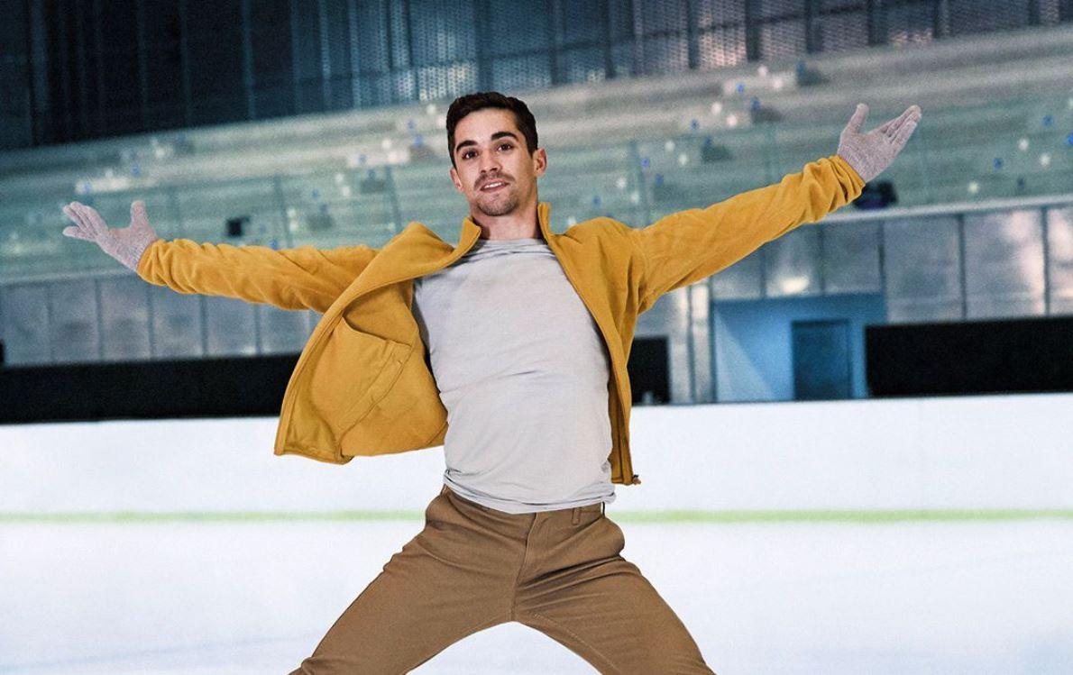 UNIQLO presenta U ON ICE, las sesiones de patinaje sobre hielo con Javier Fernández