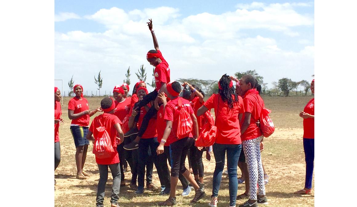 Medio Maratón en Kenia por la Mutilación Genital Femenina