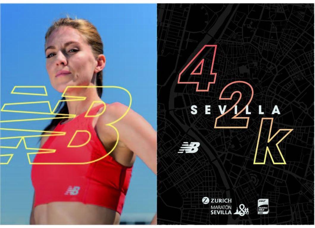 Si corres en Sevilla con New Balance, puedes ir gratis al Maratón de Nueva York