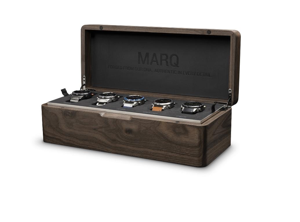 La edición limitada de Garmin de 5 relojes que sale por 10.000 euros