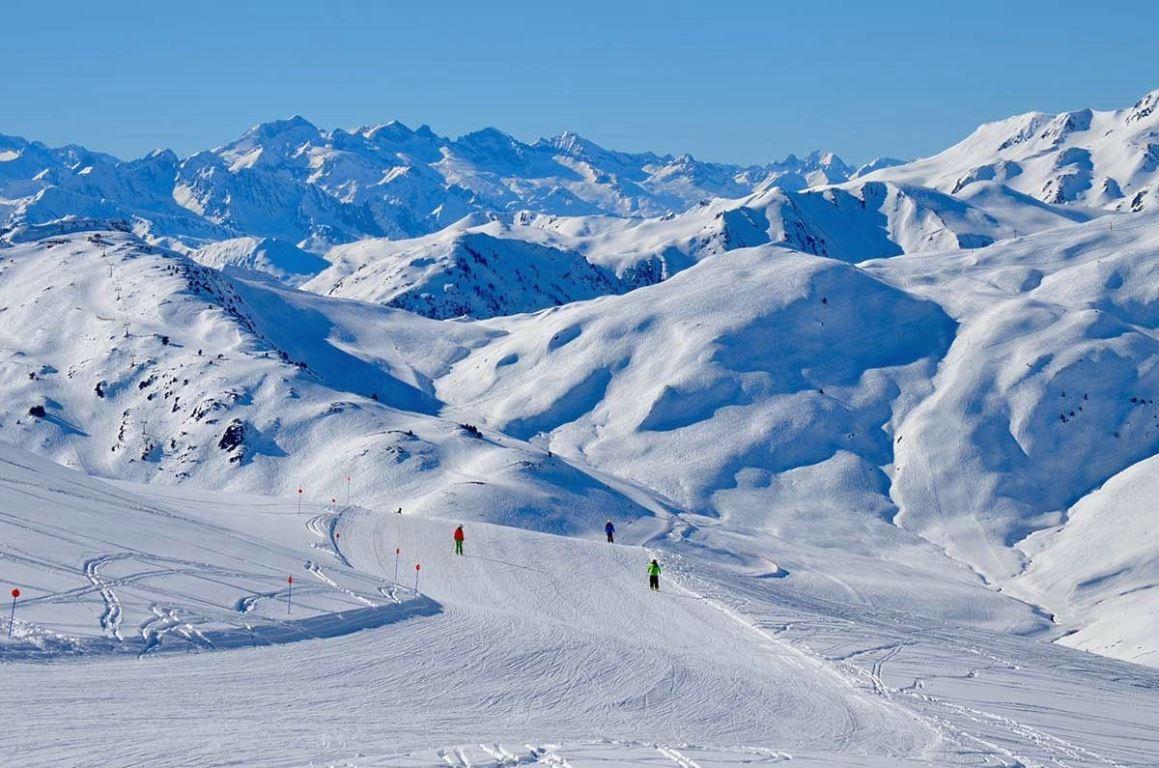 La oferta para esquiar más barato en Baqueira Beret