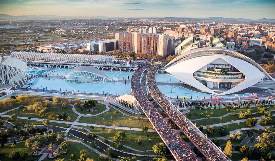 El maratón de Valencia, más rápido que el de Berlín