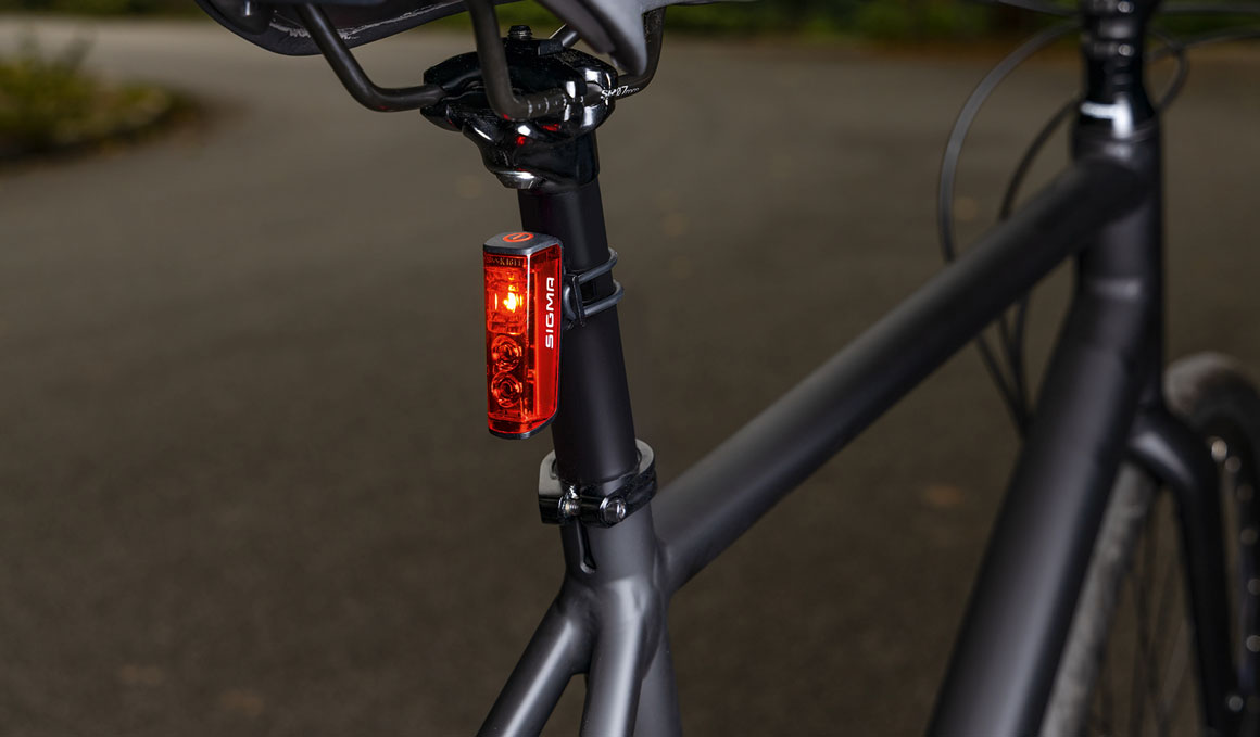 Luz de freno para tu bici por menos de 25 €