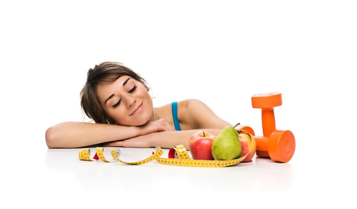 La dieta para mostrar abdominales