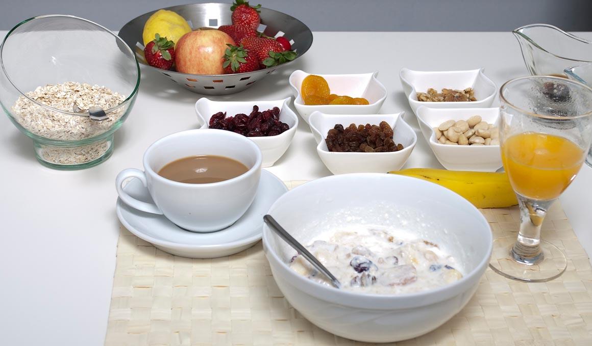 El decálogo del buen desayuno para un deportista