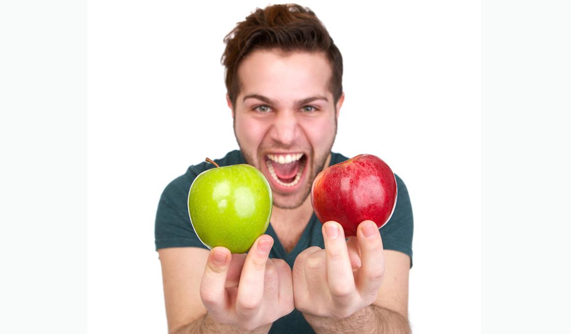 Te animamos a comer dos manzanas al día para reducir el colesterol