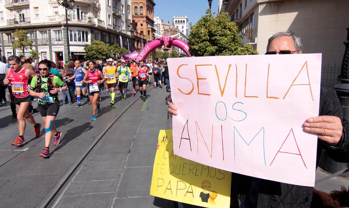 Ultimas 48 horas para apuntarte a precio especial al Maratón de Sevilla