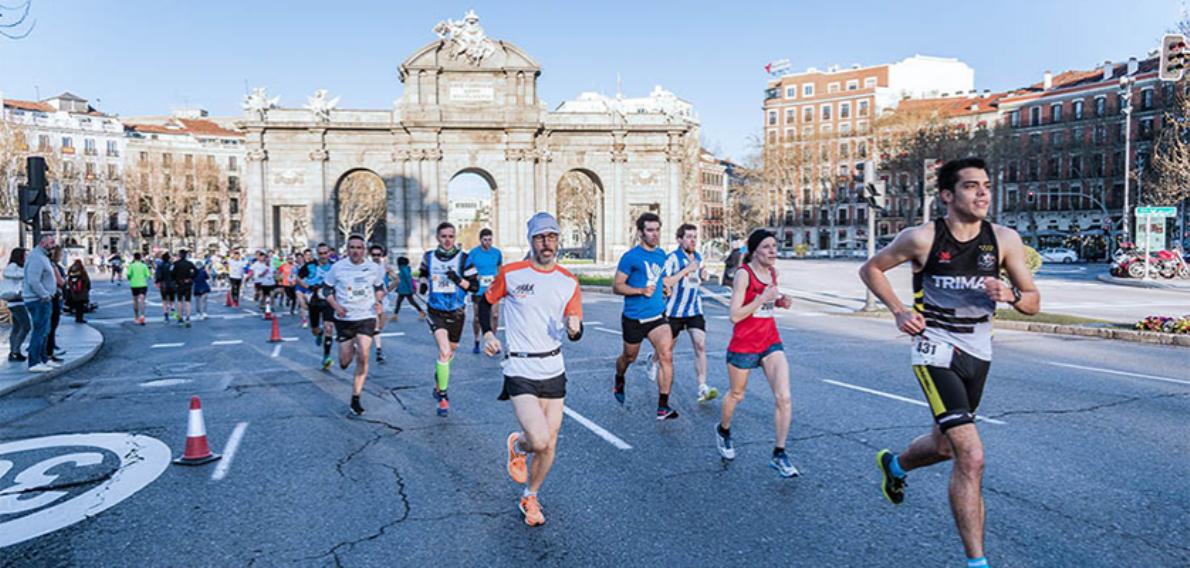 Participa en la Carrera Profuturo de Madrid