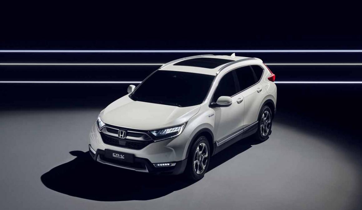 Una experiencia gastronómica inolvidable con el Honda CR-V Hybrid