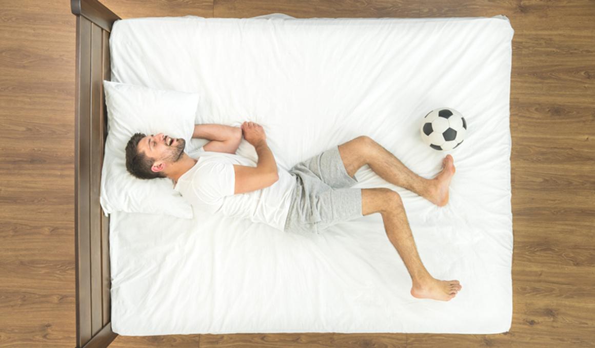 Una buena noche de sueño te ayuda a cuidar tus articulaciones y evitar lesiones