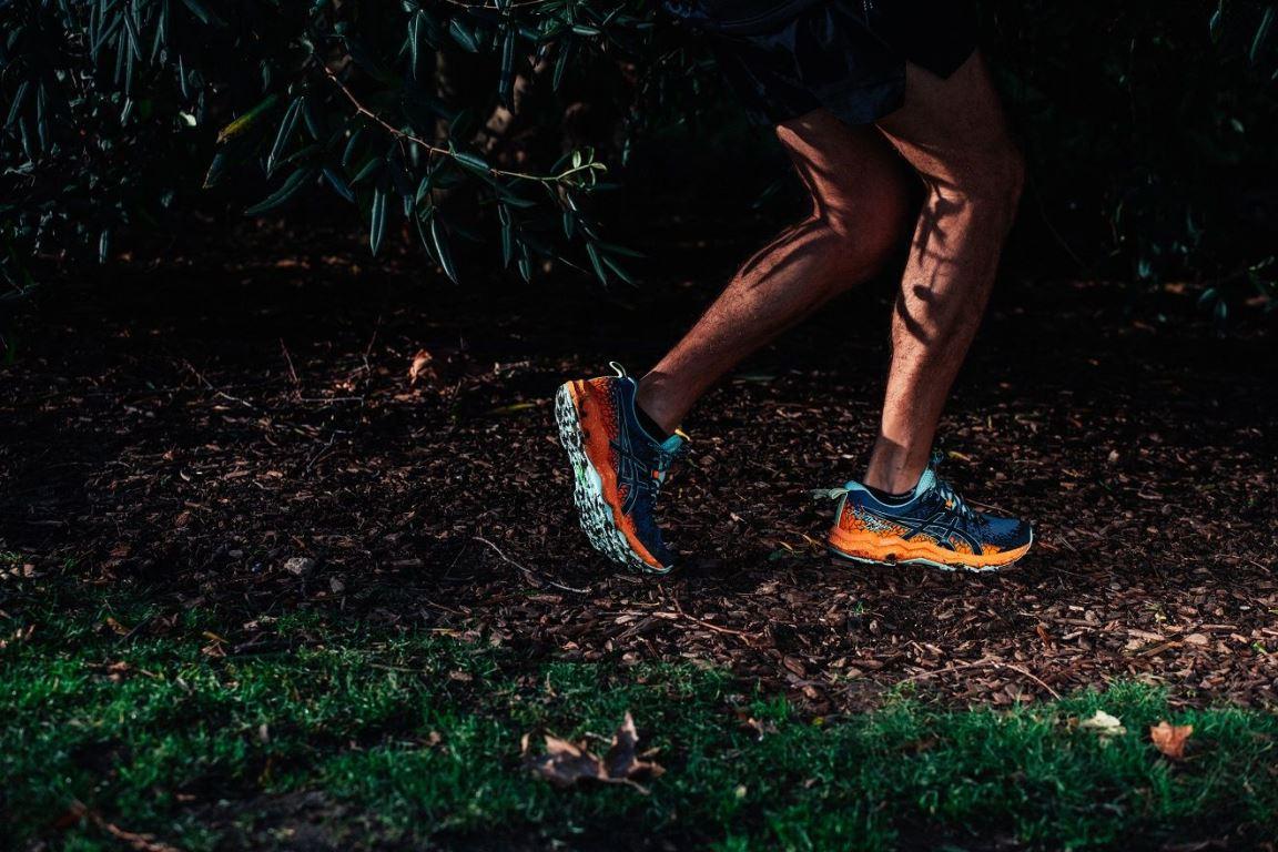 FujiTrabuco Lyte: la nueva joya para trail running de asics