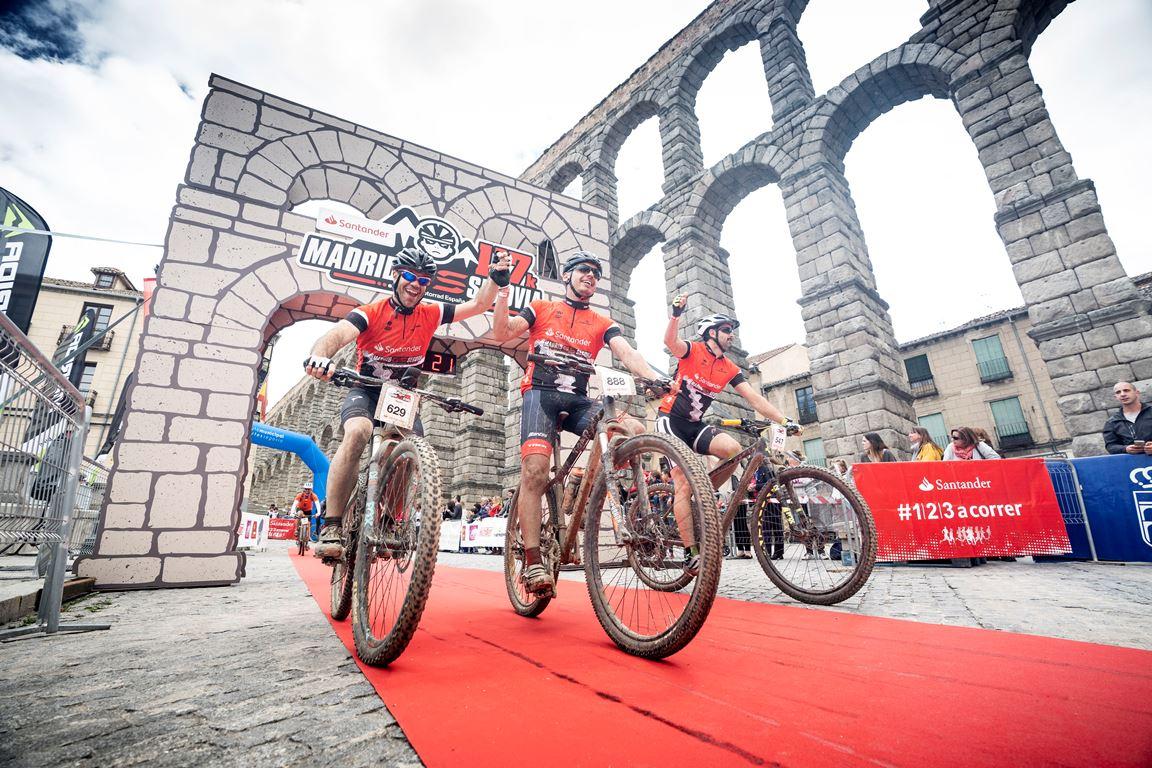 Dos grandes retos para superar el reto de hacer 100 km en mountain bike