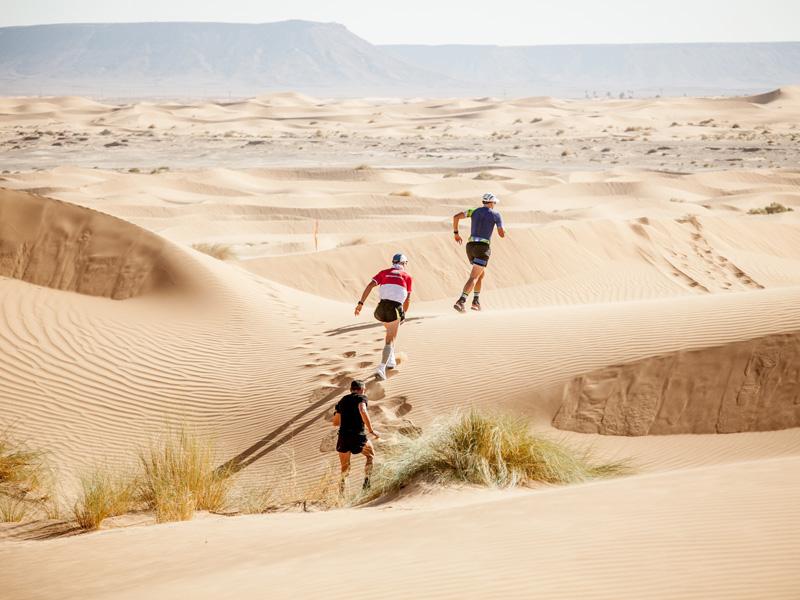 Tu también puedes vivir el sueño de correr en el desierto