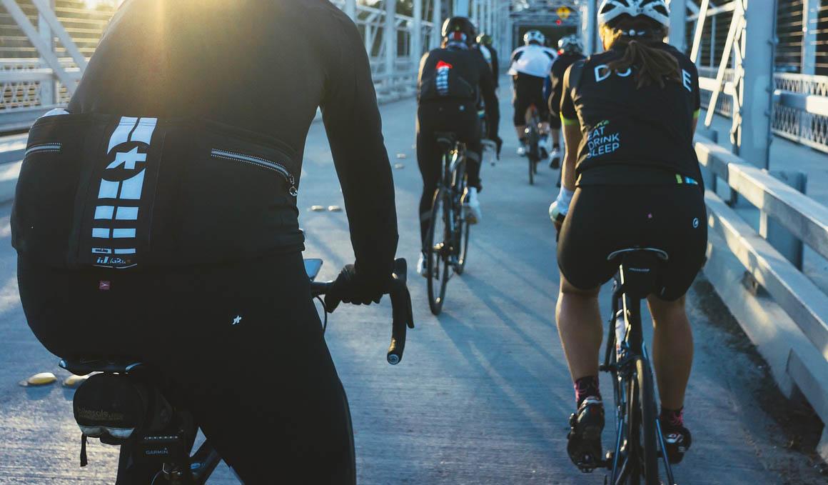 Trabajo de glúteos para ciclistas