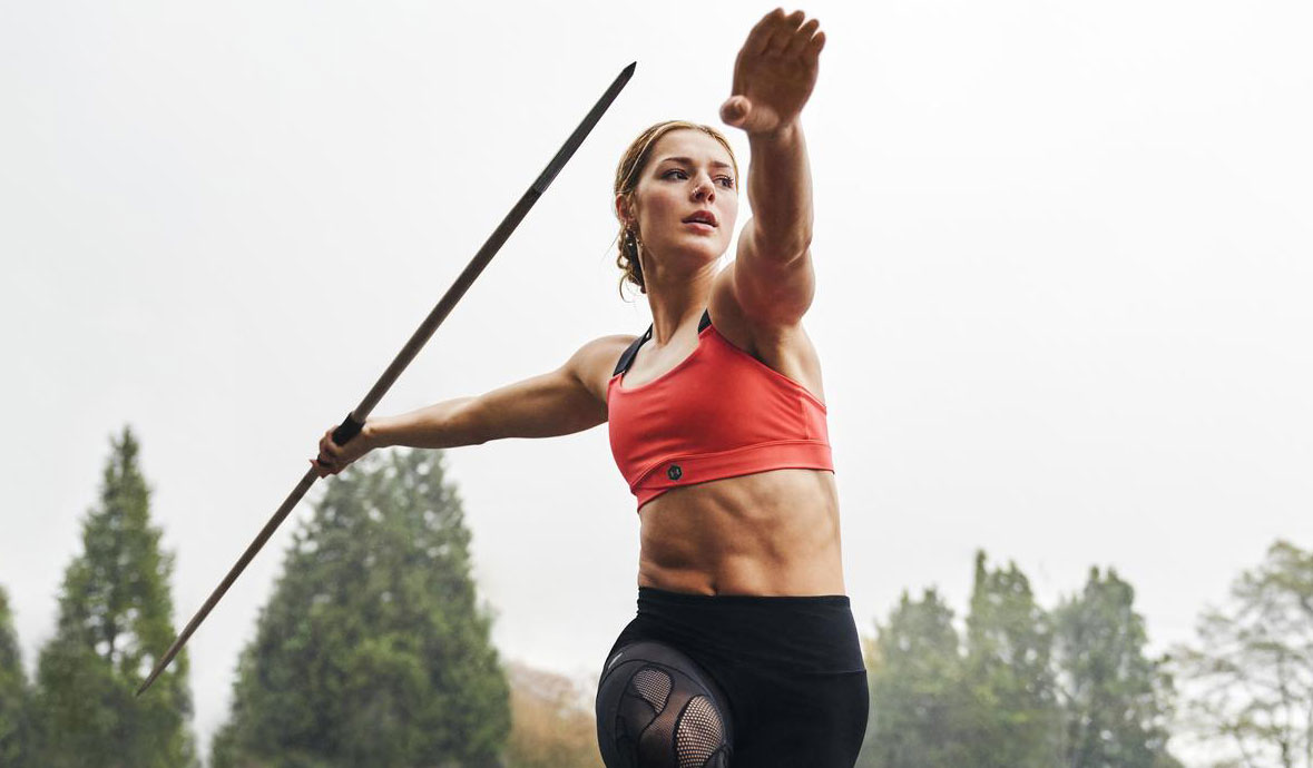 Under Armour estrena podcast: 'The only way is through'