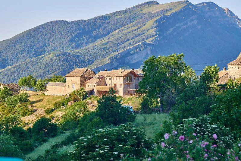 Retiro de yoga en el Pirineo en Semana Santa