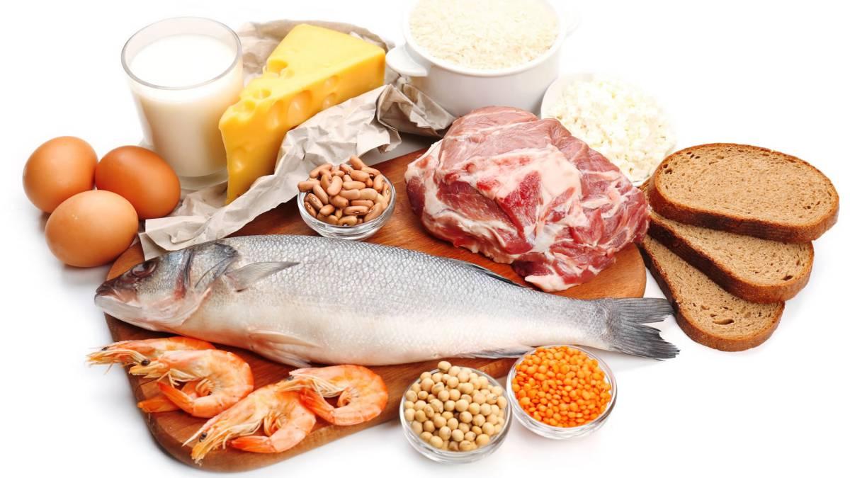 Las proteínas que debe comer un deportista