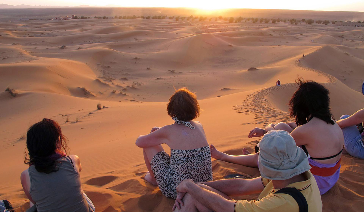 ¡Participa en este sorteo y llévate un viaje a Marruecos Sahara!