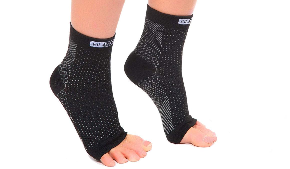 Los calcetines que te quitan la fascitis plantar