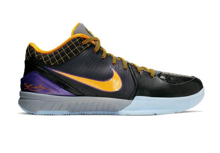 Nike suspende la venta de productos de la línea de Kobe Bryant