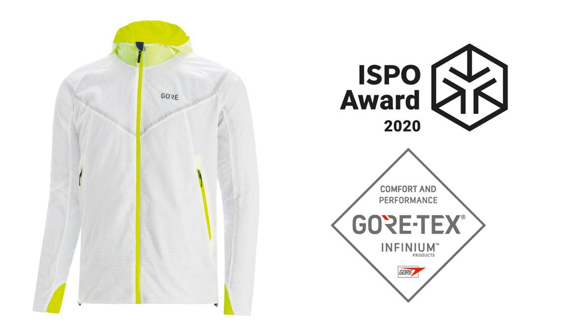 ISPO 2020 galardona a GORE con el mejor producto del año en running