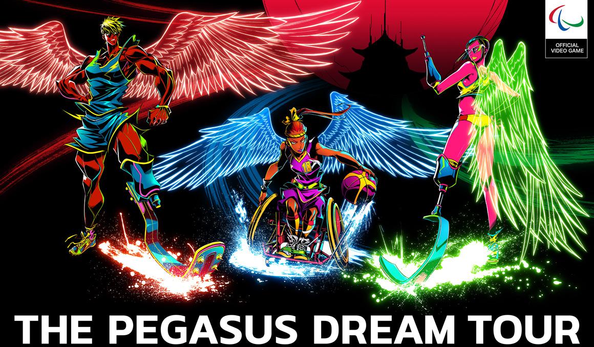 El primer videojuego que homenajea a los atletas paralímpicos