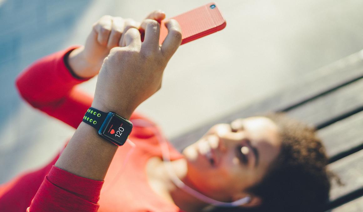 La forma más fácil de ganar salud: usar un 'wearable'