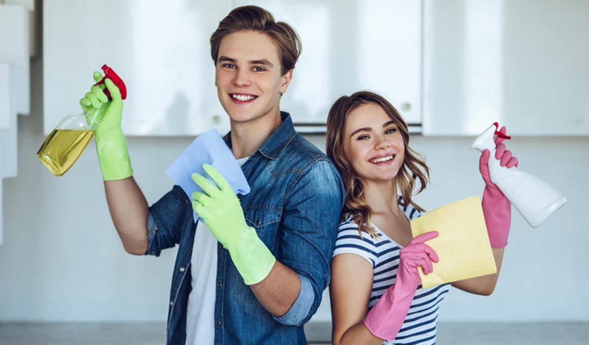 Cómo hacer la limpieza del hogar más ecológica