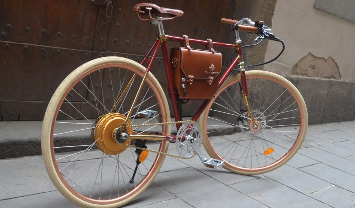 La movilidad sostenible se pone elegante