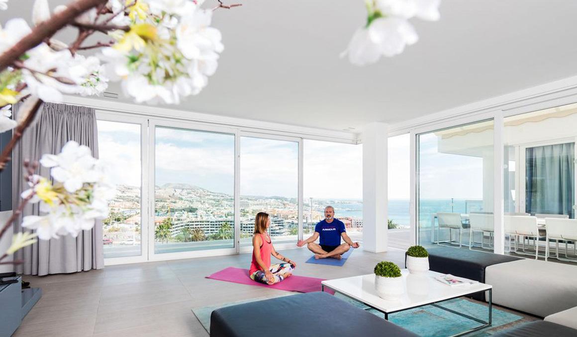 I Retiro Activa Yoga en Tenerife organizado por Baobab Suites