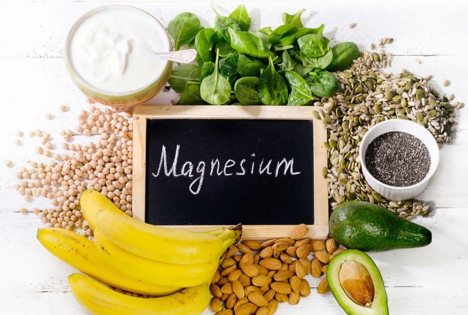 ¿Qué nos aportan los suplementos de magnesio?