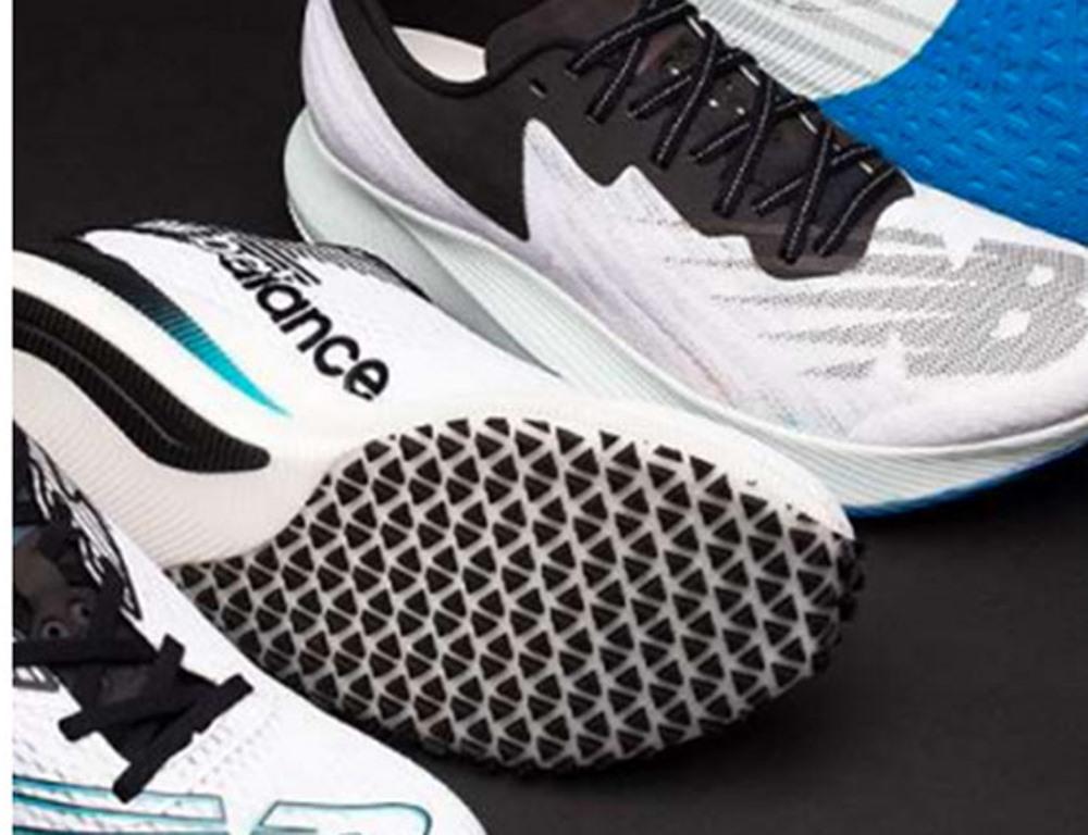 Las  nuevas zapatillas de carbono de New Balance