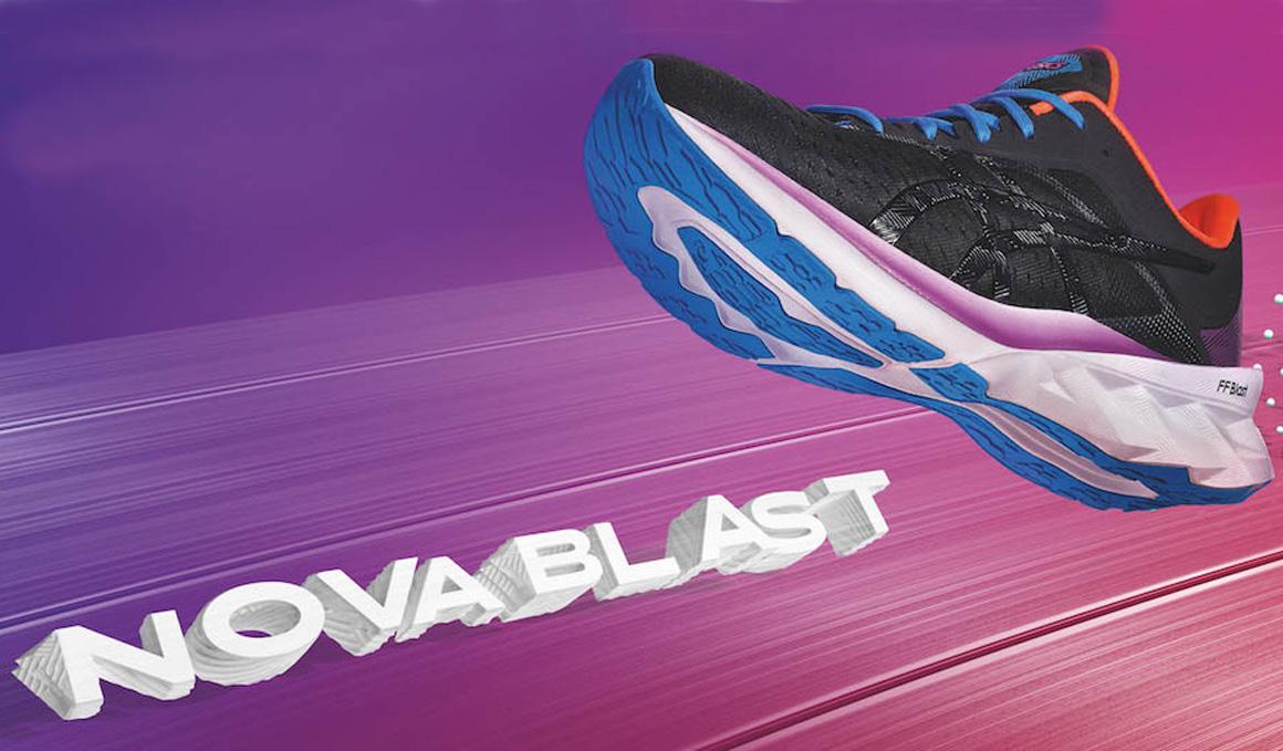 Asics lanza las Novablast