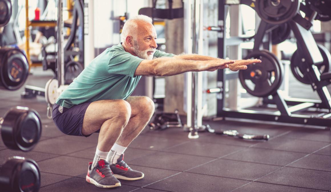 Cómo adaptar tu dieta cuando te acercas a la edad de jubilación