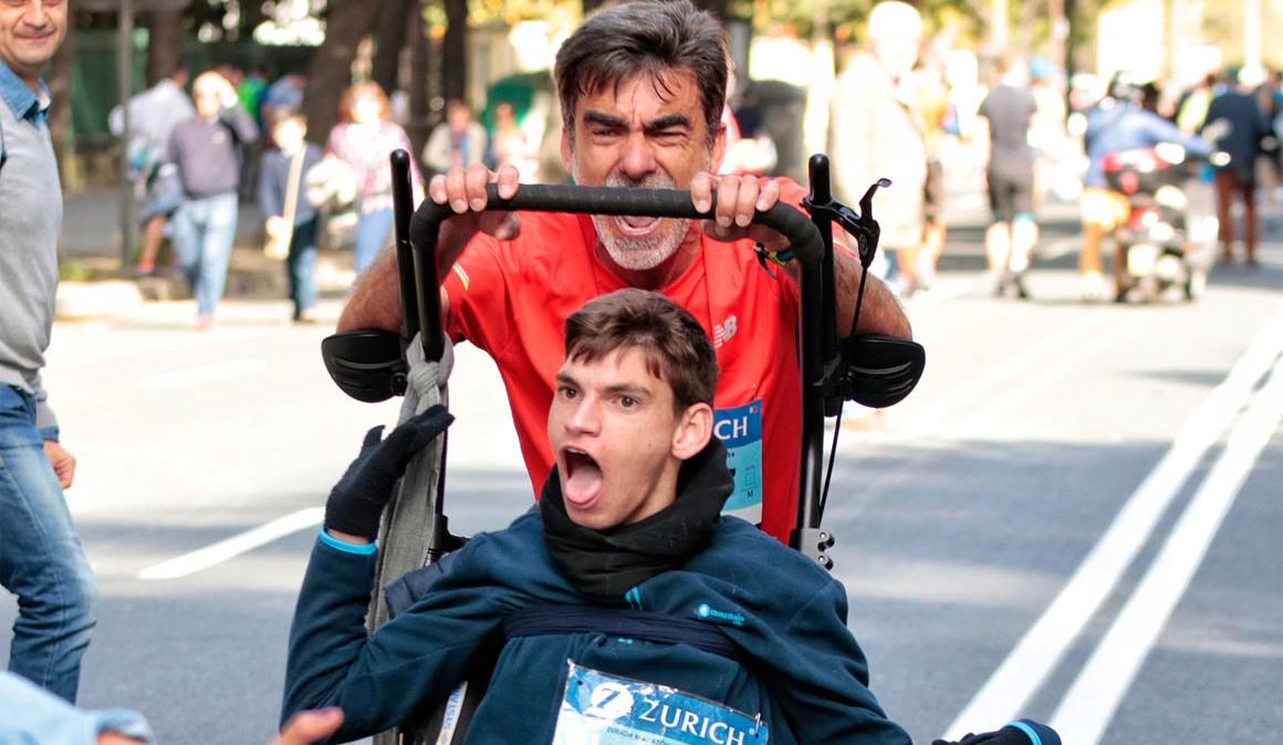 José Manuel y Pablo Roas, esos dos corredores que nos inspiran