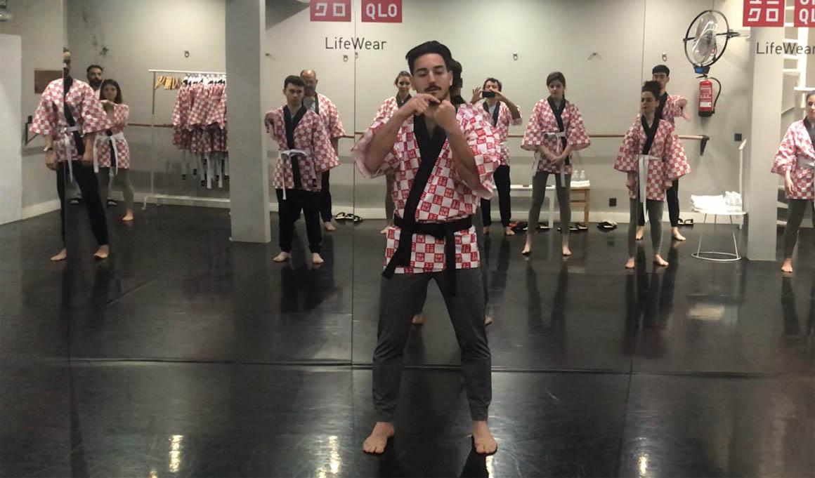 VÍDEO: una clase de iniciación al Karate con Damián Quintero que puedes hacer en casa